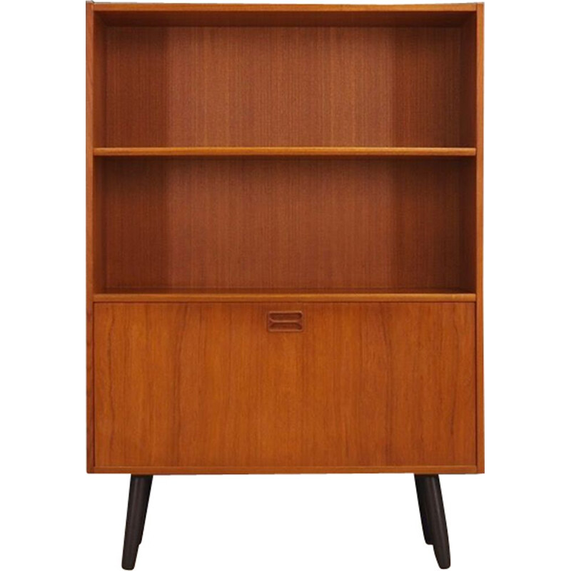 Vintage bookcase by Børge Seindal, 1960s