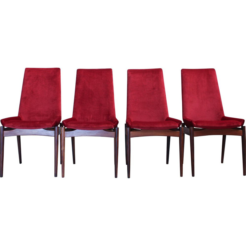 Set of 6 dining Chairs by Robert Heritage for Archie Shine, 1950s