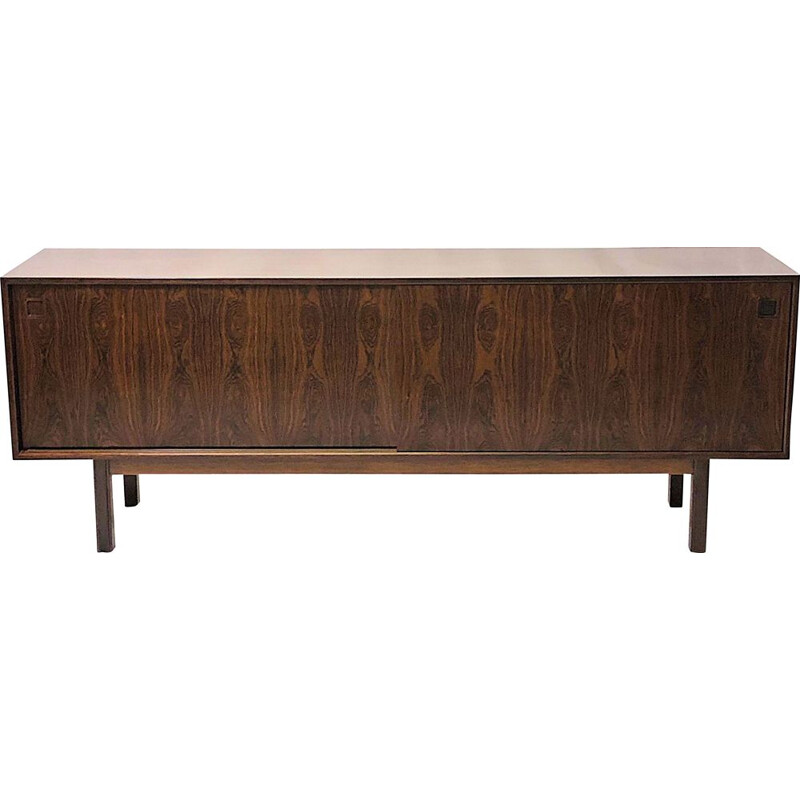Gunni Omann Danish vintage Sideboard in Rosewood for Oman Jun, 1960
