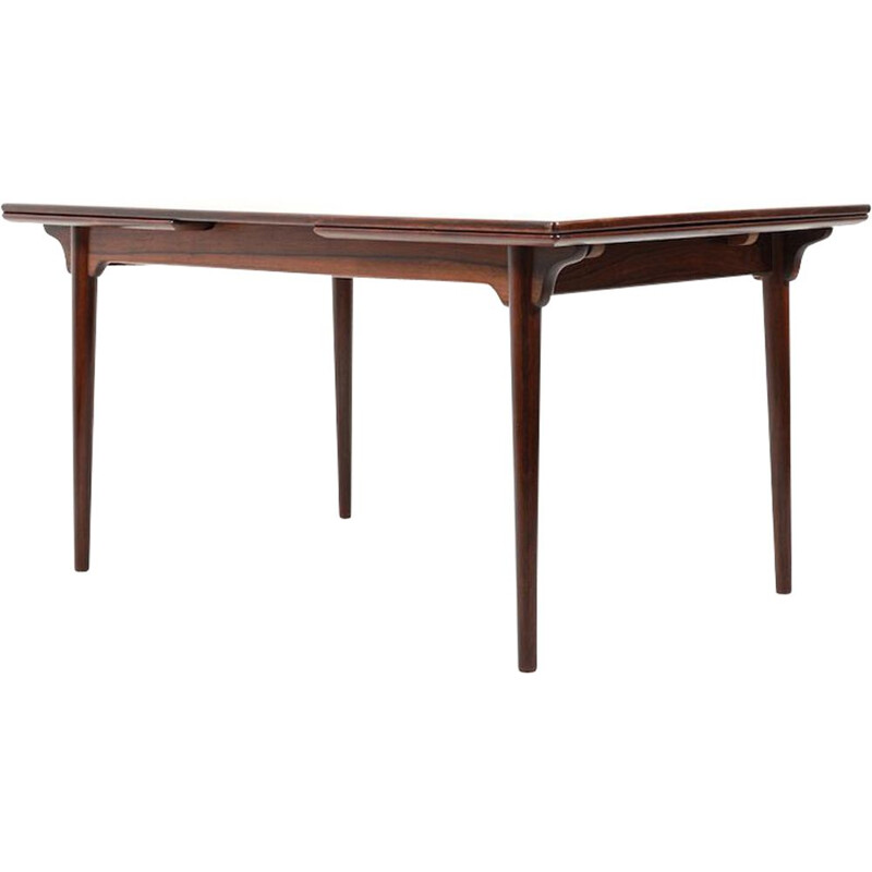 Vintage Danish Dining table by Gunni Omann