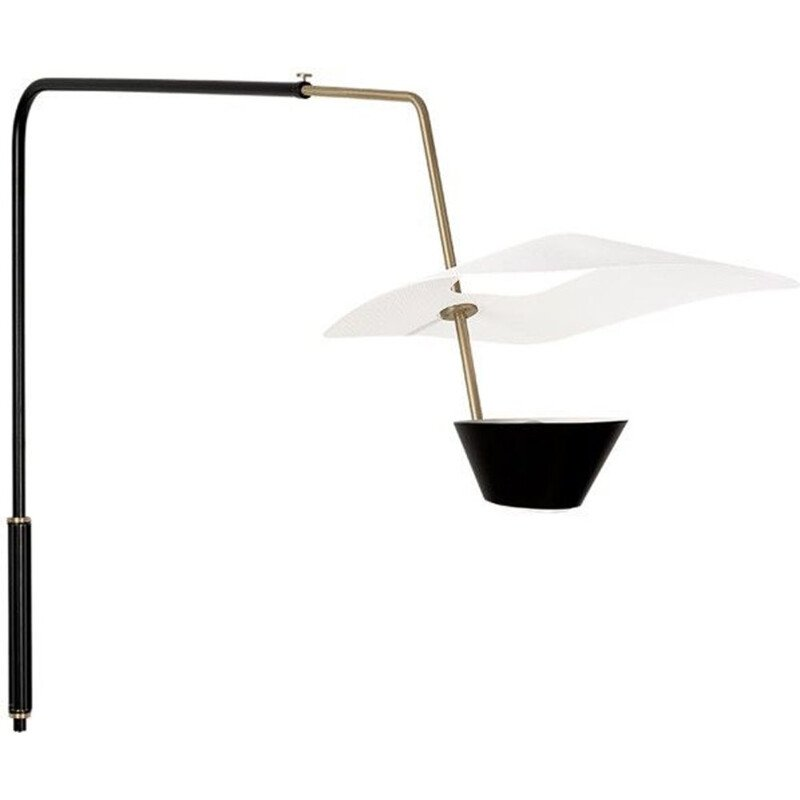 G 25 sconce by Pierre Guariche for SAMMODE