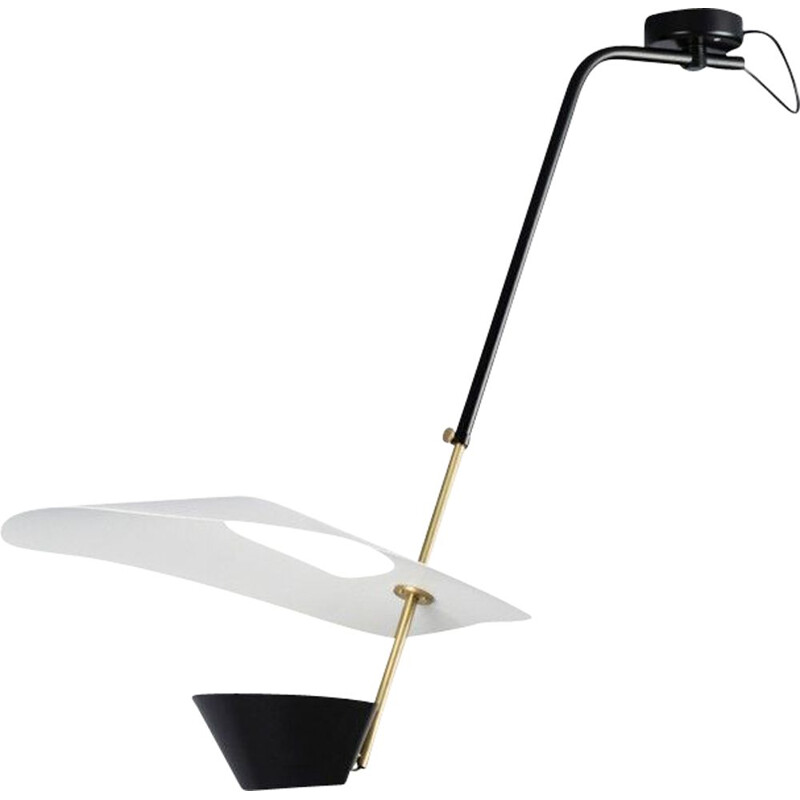 G 25 hanging lamp by Pierre Guariche for SAMMODE