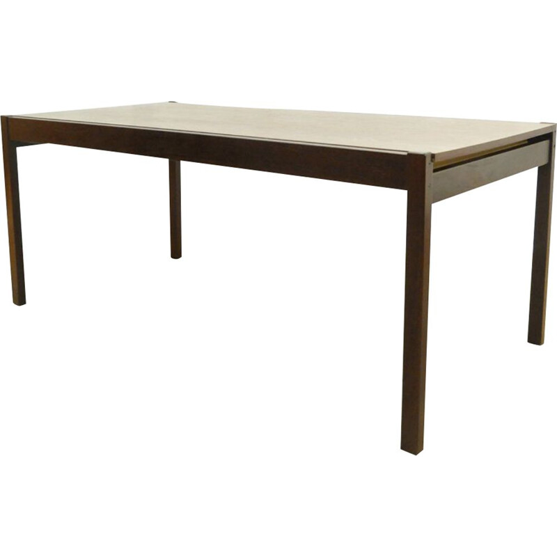 Vintage dining table by Cees Braakman for PASTOE, 1970