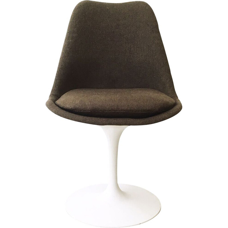 Vintage Tulip Chair by Eero Saarinen for De Coene, 1969