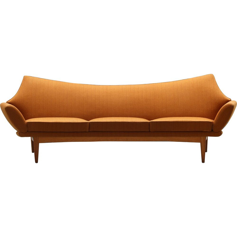 Vintage sofa by Johannes Andersen for Trensums Denmark 1960s