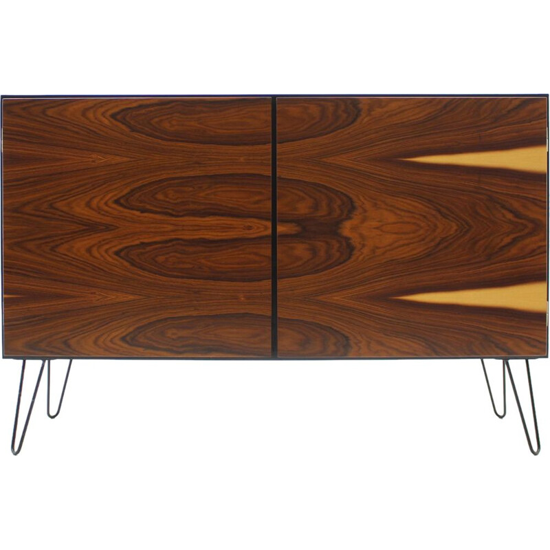 Vintage sideboard for Omann Jun in rosewood 1960s