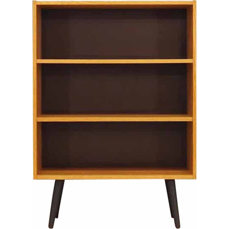 Vintage Bookcase in wood, Danish Design, 60s 70s