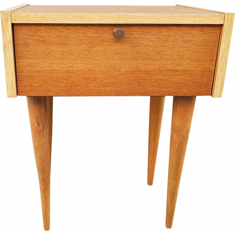 Vintage Scandinavian bedside table, 1960s