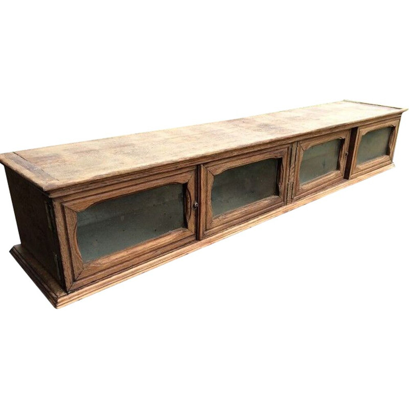 Vintage oak shelf 1930