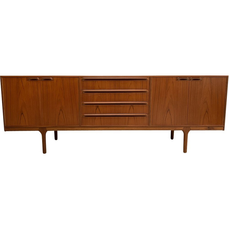 Vintage Sideboard in teak  by McIntosh LTD, Schotland, 1960s