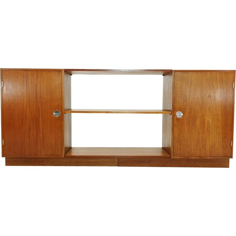 Vintage Sideboard in Teak, Diplomat Model by Finn Juhl for Cado, Denmark 1960s