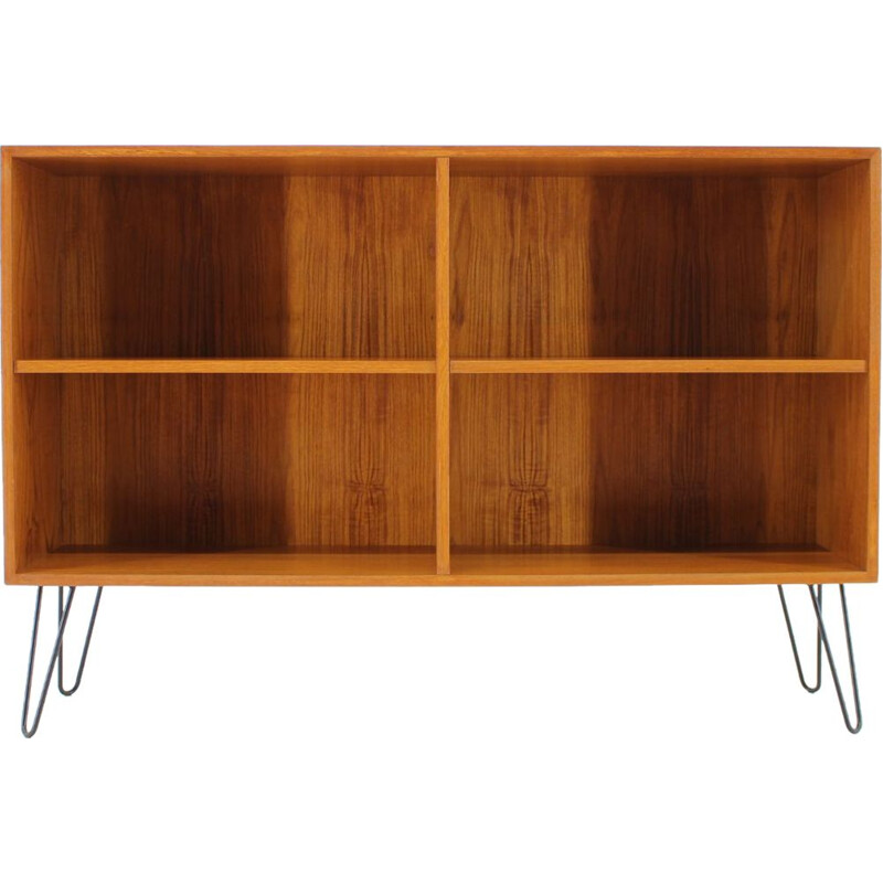 Vintage Sideboard with shelves, Denmark, 1960s