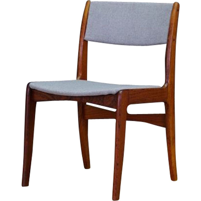 Set of 6 vintage Skovby chairs Danish design in rosewood