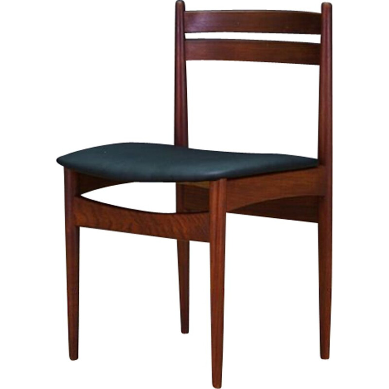 Vintage chair Danish Design in teak