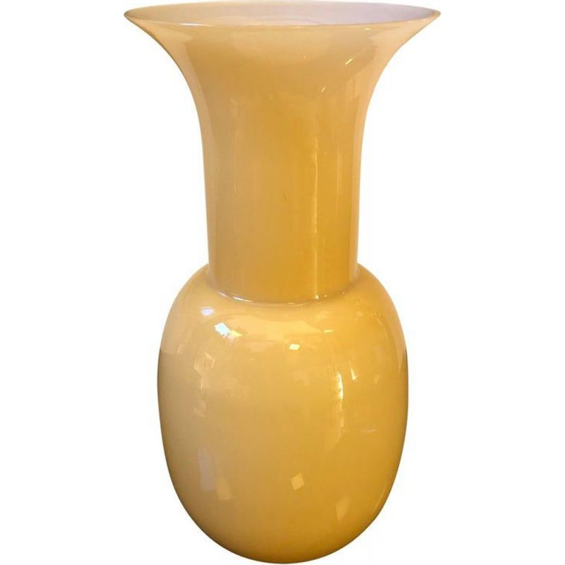 Vintage vase in Murano glass by Aureliano Toso