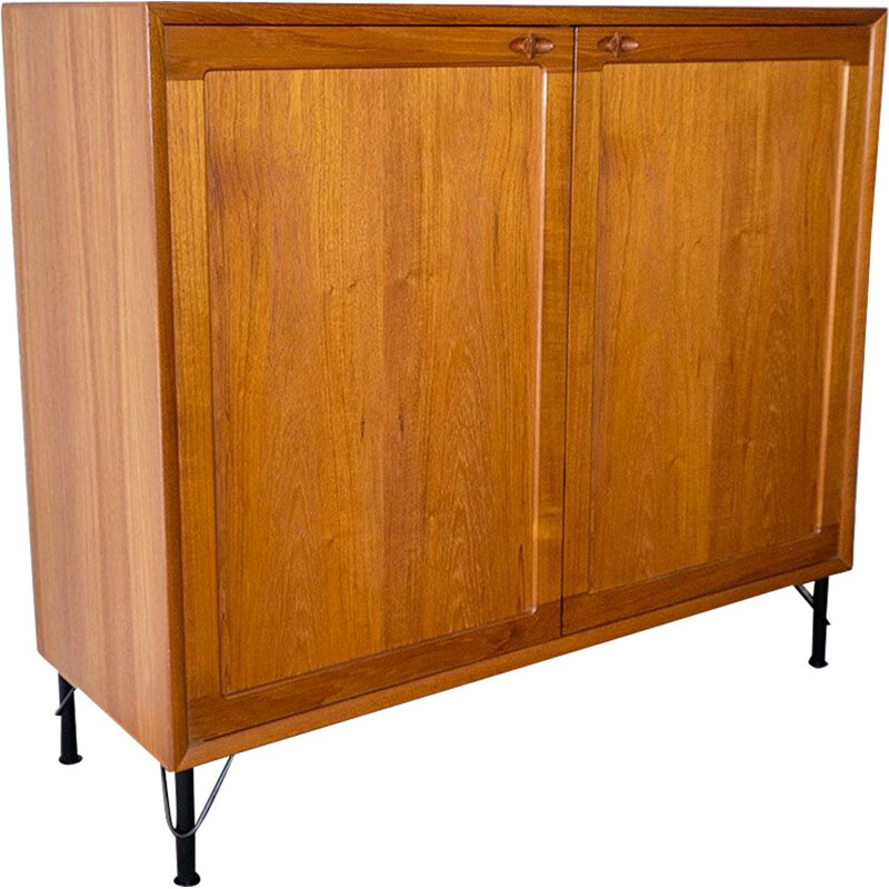 Vintage cabinet for Bramin in teakwood 1960s