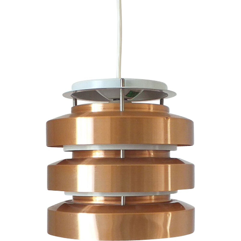 Vintage pendant light from Denmark, 1970s