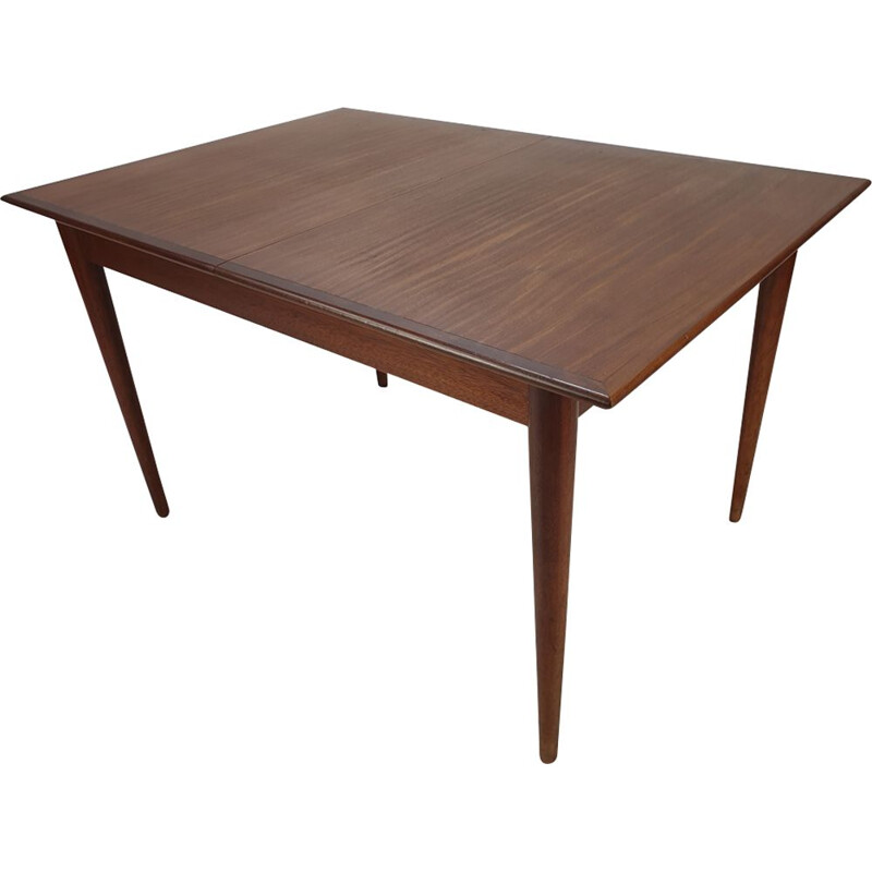 Extendable table in teak by Cees Braakman for Pastoe