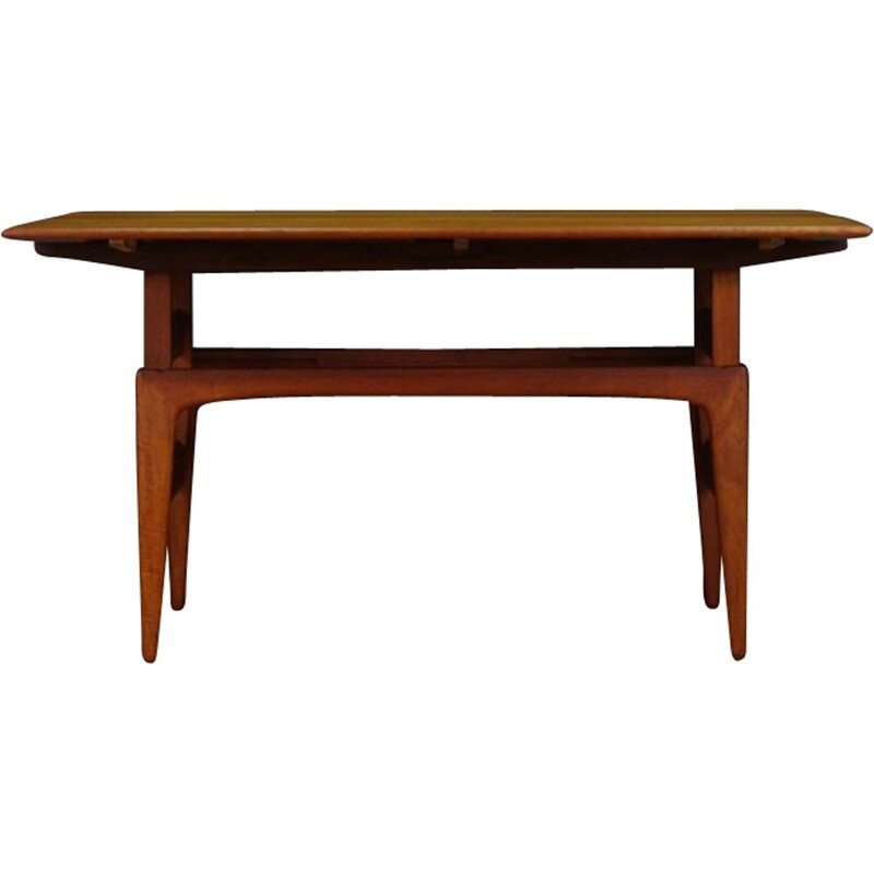 Vintage coffee table by Kai Kristiansen, 1960s-1970s