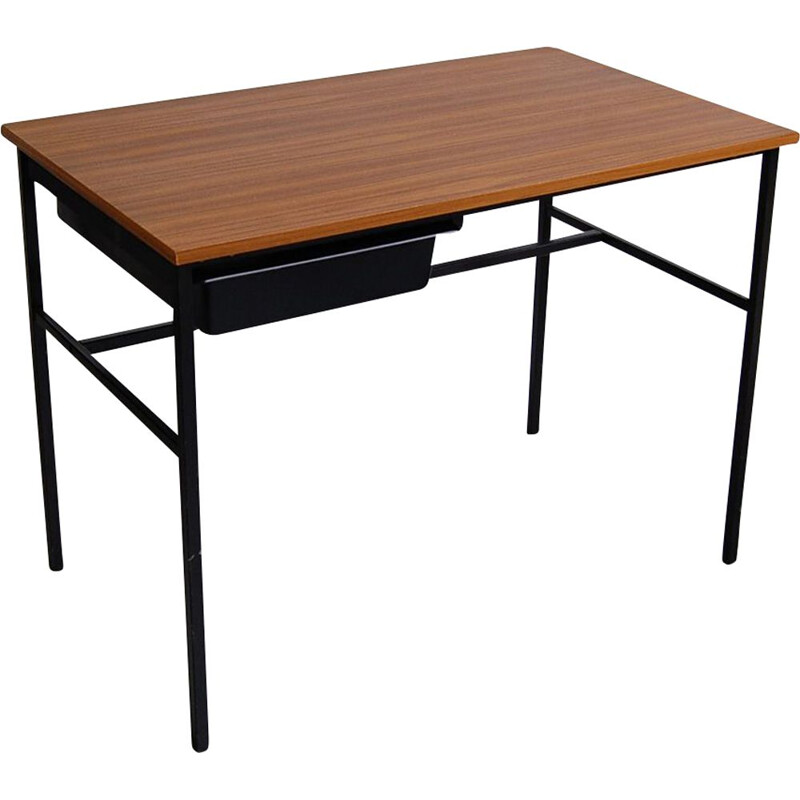 Vintage Junior desk by Pierre Guariche for Meurop