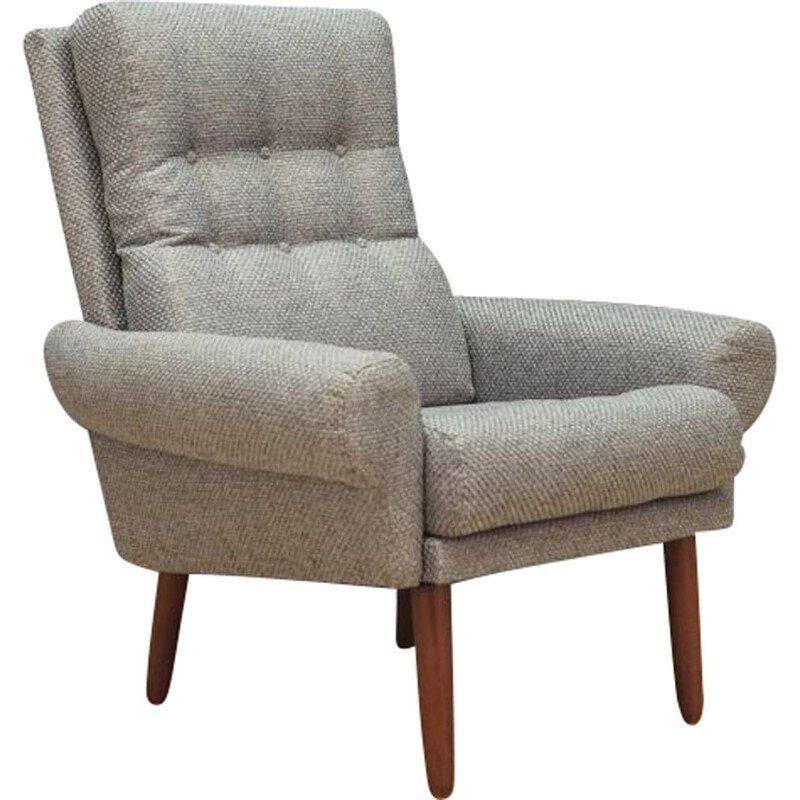 Vintage armchair, danish design, 1960s-1970s