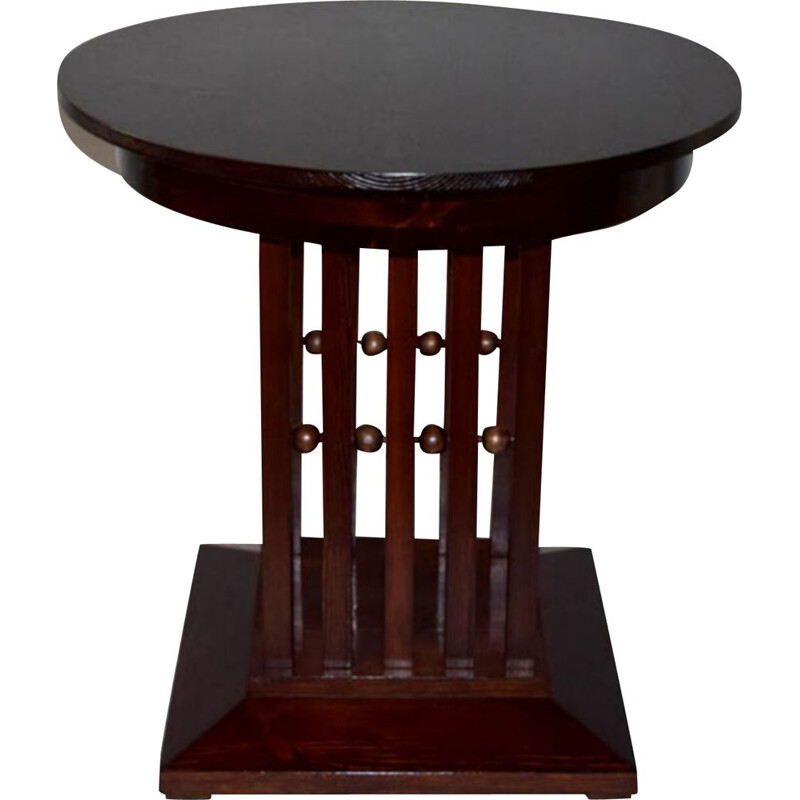 Vintage Secession Table by Josef Hoffmann, 1910