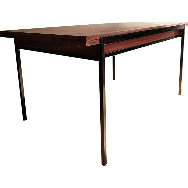 Vintage dining table by René Jean Caillette, Charron edition , 1950