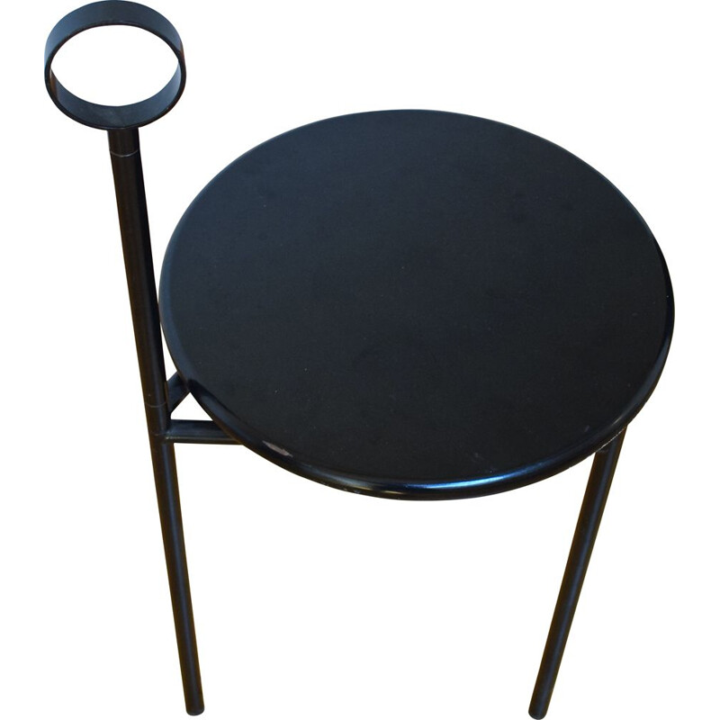 Vintage Philippe Starck's 'Mickville' stool for Driade, 1980s