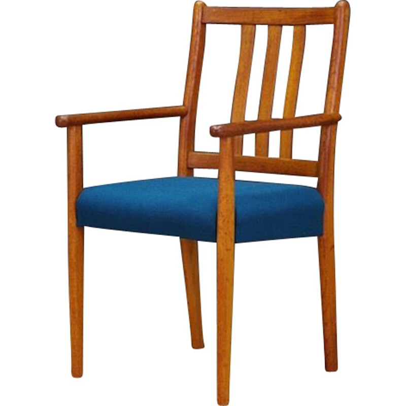 Vintage Scandinavian chair in teak