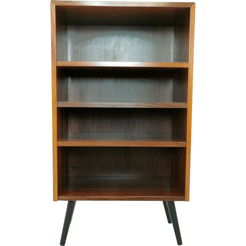 Danish vintage bookcase in rosewood
