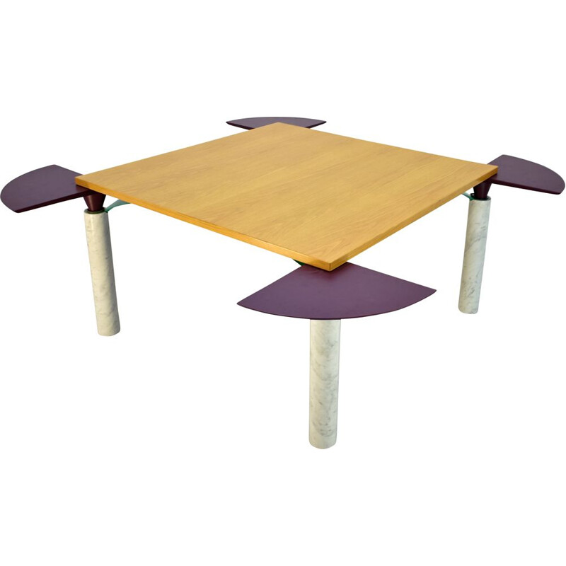 LOM850 dining table by Francesco Binfare for Cassina