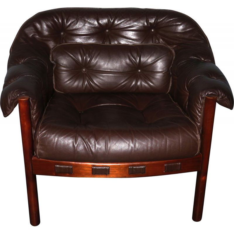 Vintage Armchair by Arne Norell for Coja 1960s
