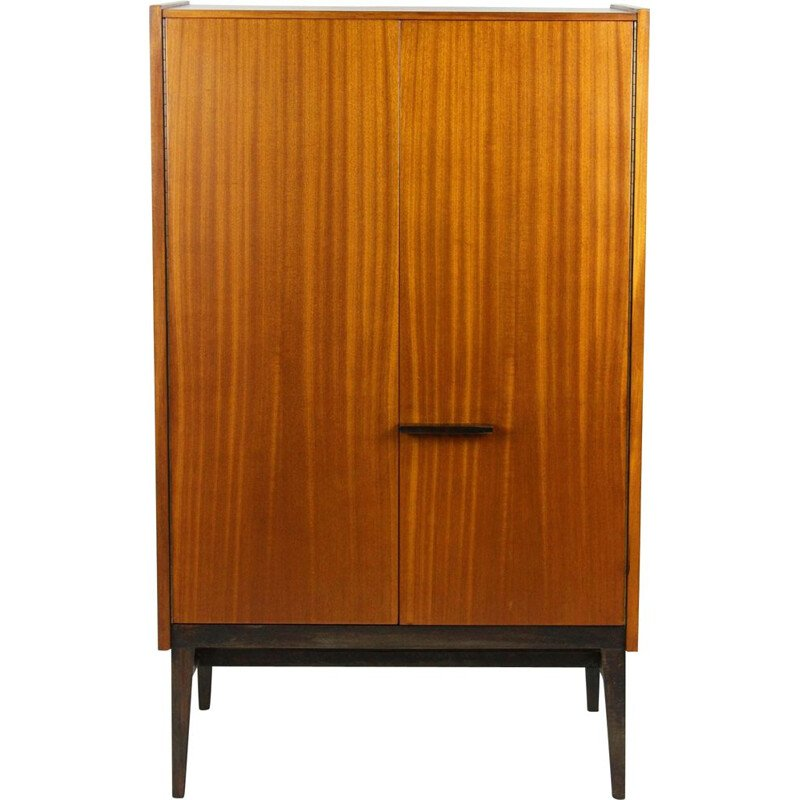 Vintage cabinet by František Mezulaník for UP Bucovice, 1960s
