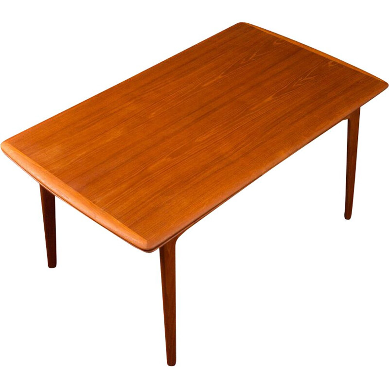 Vintage dining table by Svend Aage Madsen for K. Knudsen, Denmark,1960s