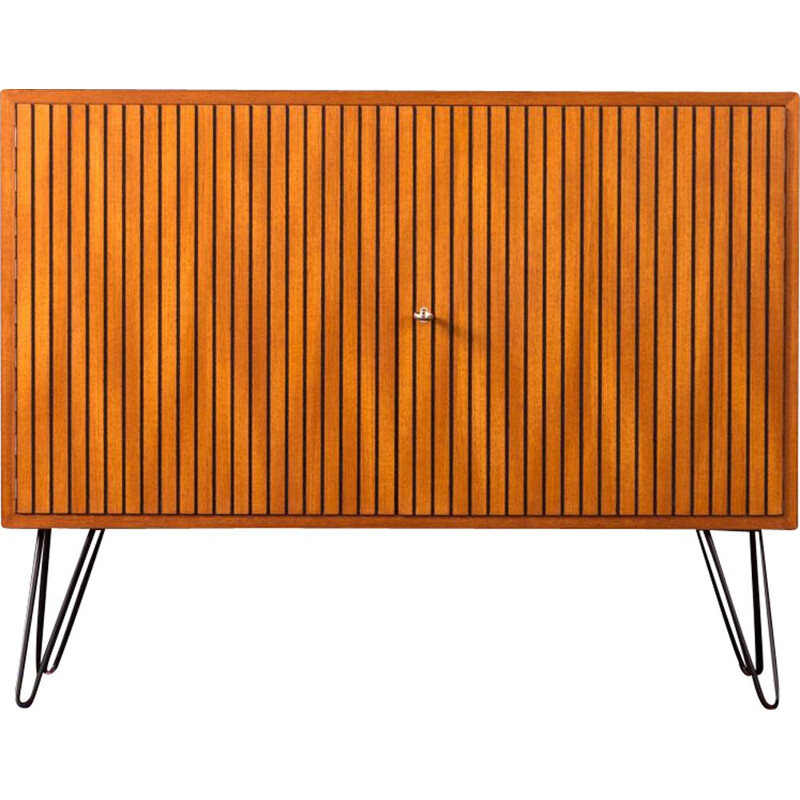 Vintage chest of drawers in teak by Erich Stratmann