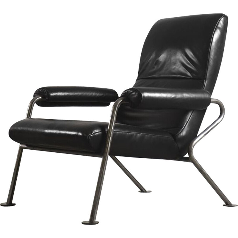 Vintage Armchair by Thema, 1970s