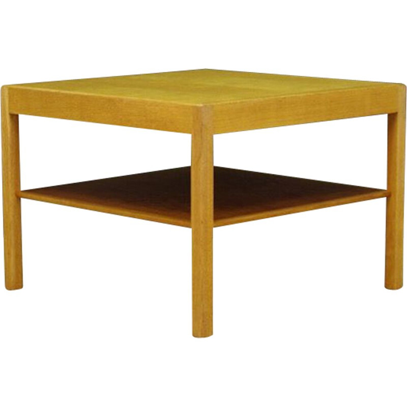 Vintage coffee table by Hans J. Wegner, 1950s-1960s
