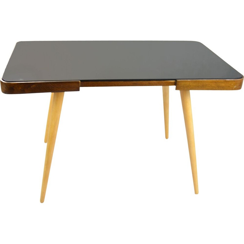 Vintage coffee table by J. Jiroutek for Interior Prague, 1970s