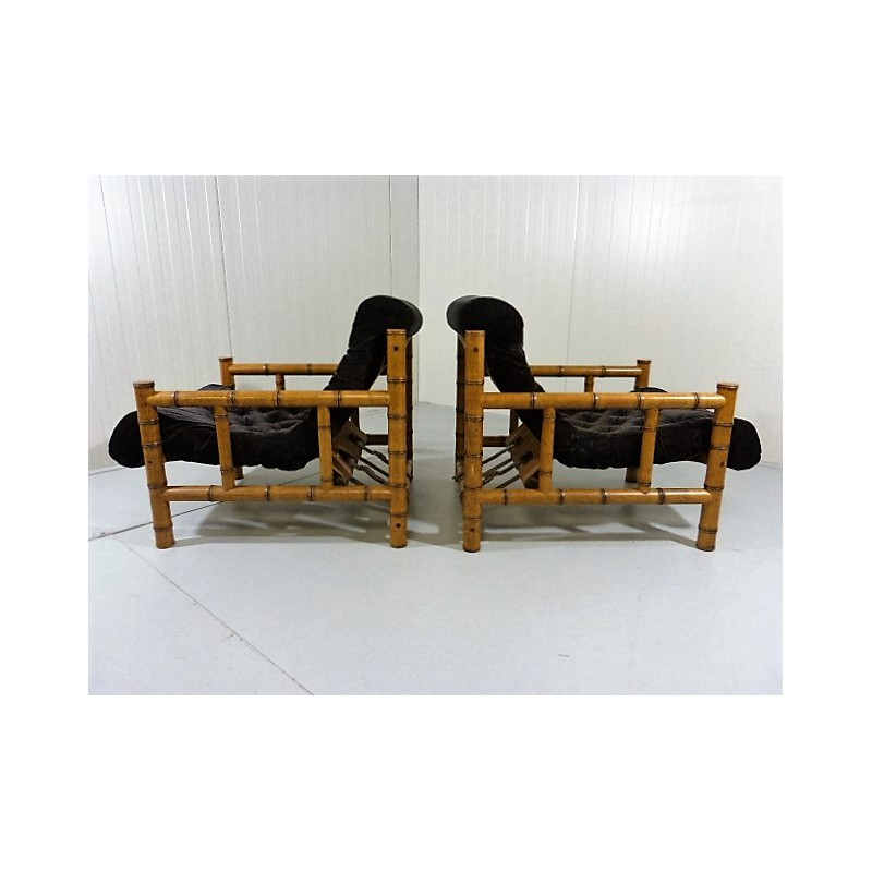Chess Table With Chairs 2 Hand Carved Set