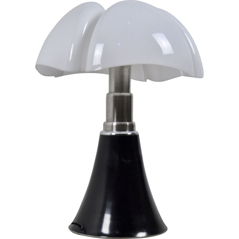 Pipistrello vintage table lamp by Gae Aulenti for Martinelli Luce, 1960s