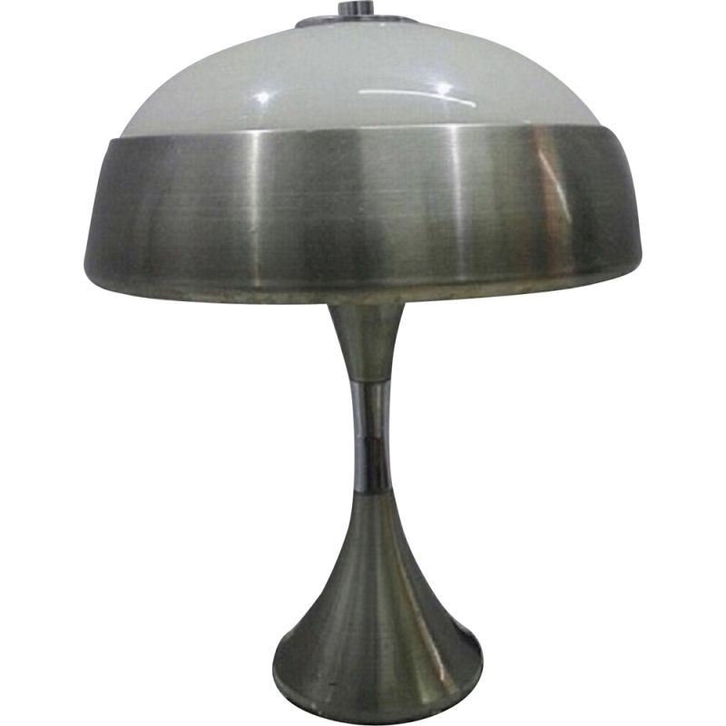 Vintage table lamp in the shape of a mushroom, Reggiani, 1970s