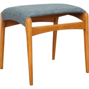 Vintage stool by Alf Svensson for Fritz Hansen, 1960s