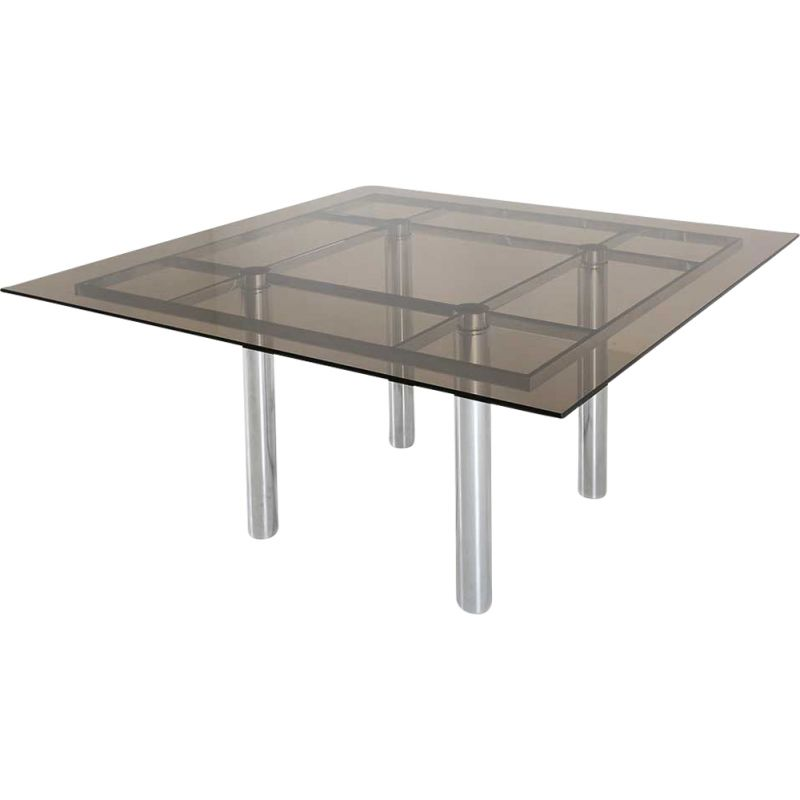 Vintage Andre table by Tobia Scarpa for Gavina 1968