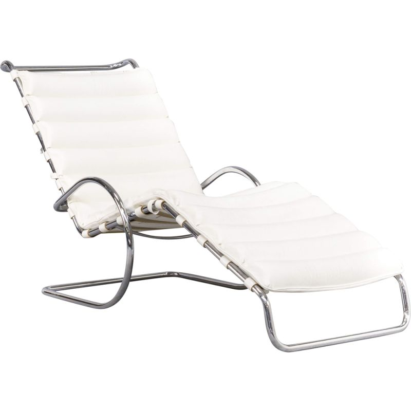 "Vintage chair ""MR Chaise""by Ludwig Mies van der Rohe for Knoll 1965"