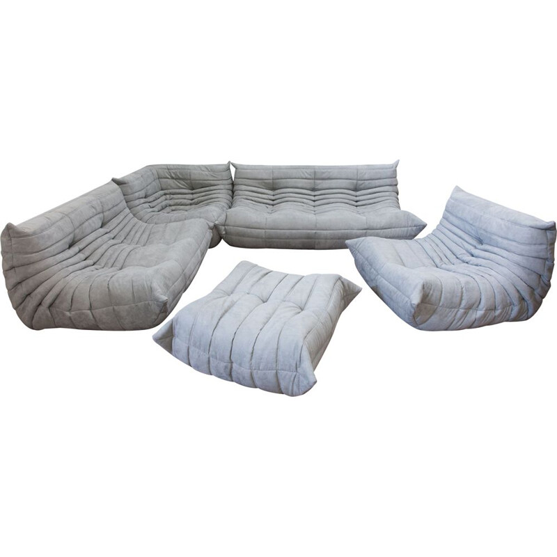 "Vintage lounge set ""Togo"" by Michel Ducaroy for Ligne Roset, 1973"