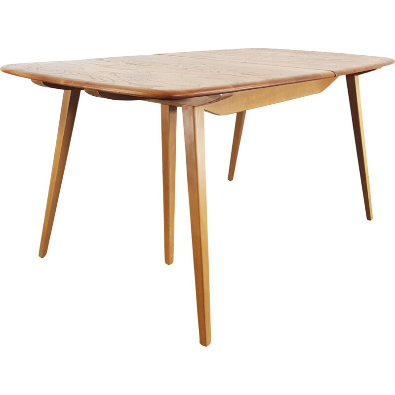 Vintage extending dining table by Lucian Ercolani for Ercol, 1960s