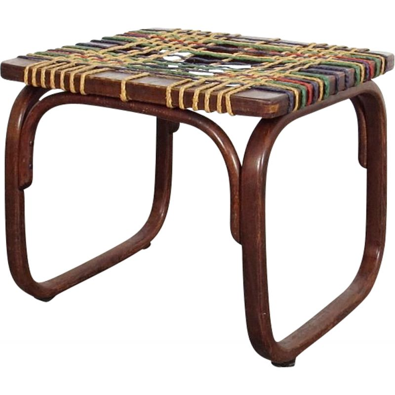 Stool produced by Josef Frank in the 1930s