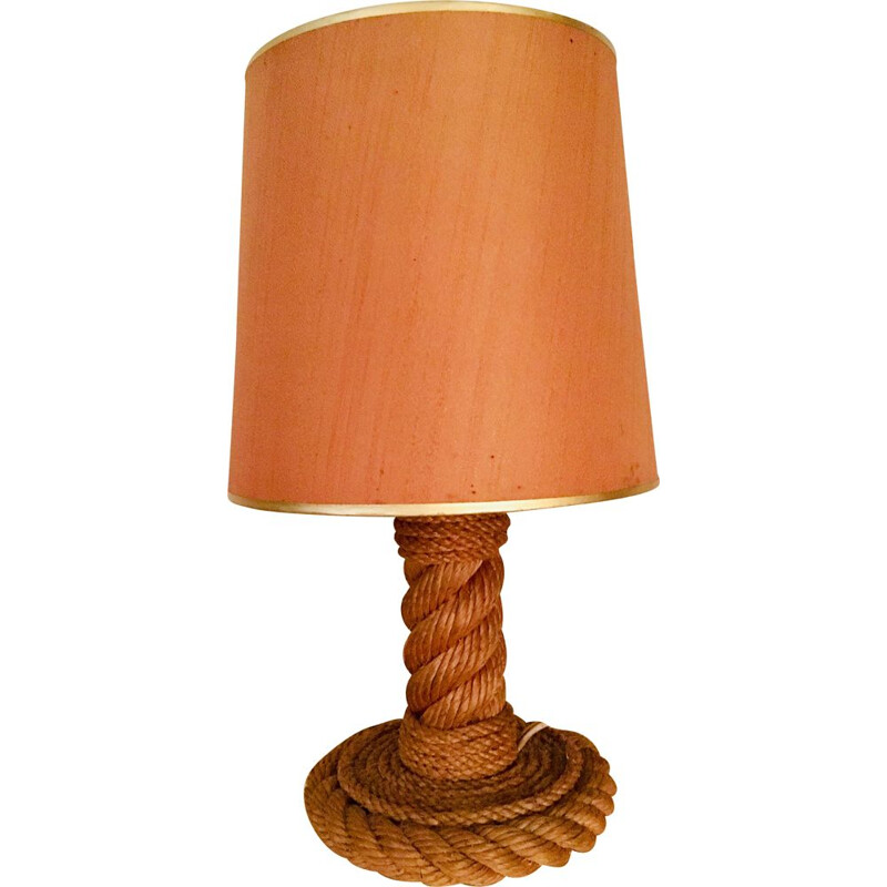 Vintage strings table lamp 1960