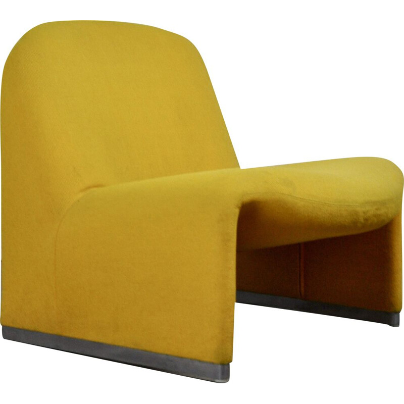 Vintage armchair Alky by Giancarlo Piretti for Anonima Castelli, 1970