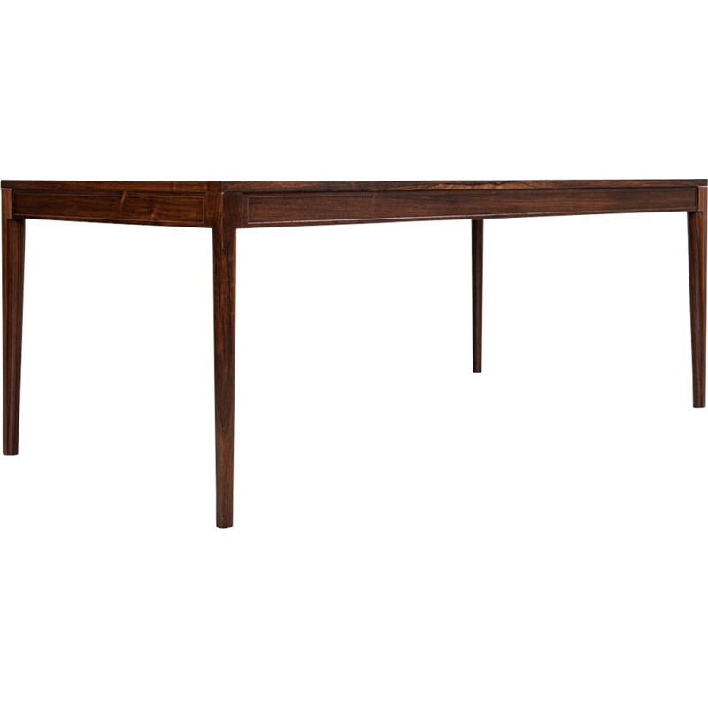 Vintage table in rosewood by Finn Juhl for France & Søn, 1960s